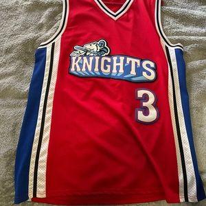 LIKE MIKE Calvin Cambridge LA Knights Jersey